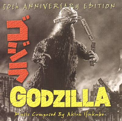 Godzilla [Original 1954 Soundtrack]