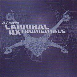 El-P Presents Cannibal Oxtrumentals