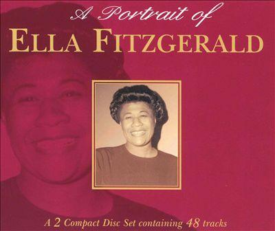 Portrait of Ella Fitzgerald [Gallerie]