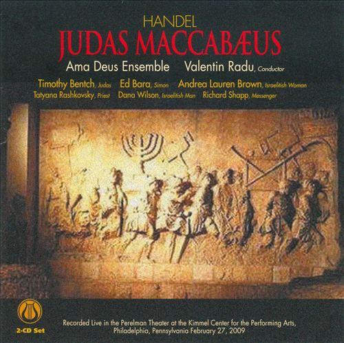 George Frideric Handel: Judas Maccabaeus