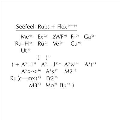 Rupt and Flex (1994-96)