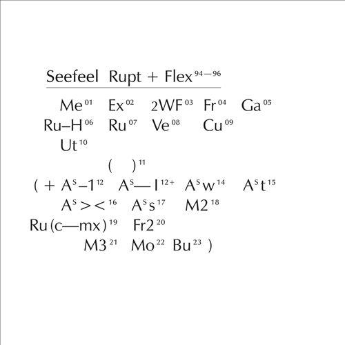 RUPT和FLEX(1994-96)