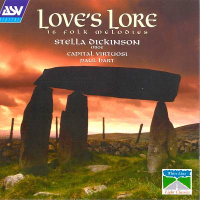 Love's Lore: 18 Folk Melodies
