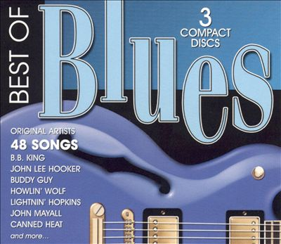 Best of Blues [Madacy Box Set]