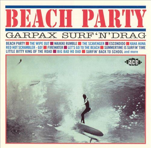 Beach Party: Garpax Surf 'N' Drag