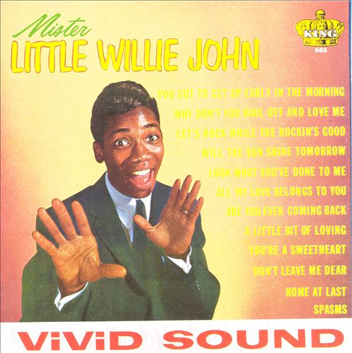 Mister Little Willie John
