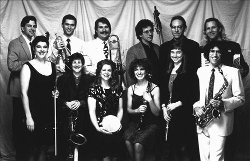 Klezmer Conservatory Band