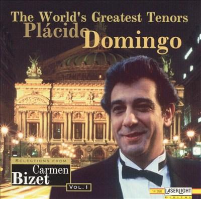 Plácido Domingo Sings Selections from Bizet's Carmen