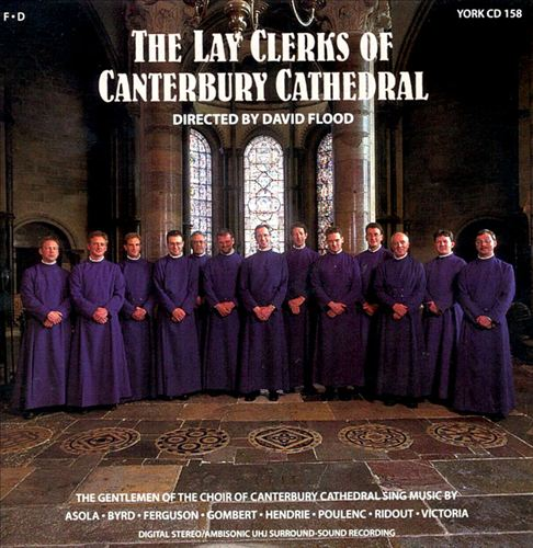 The Lay Clerks of Canterbury Cathedral
