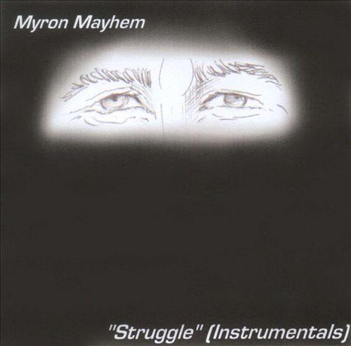 Struggle [Instrumentals]