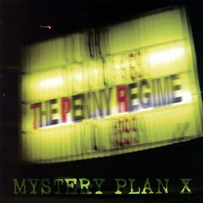 Mystery Plan X