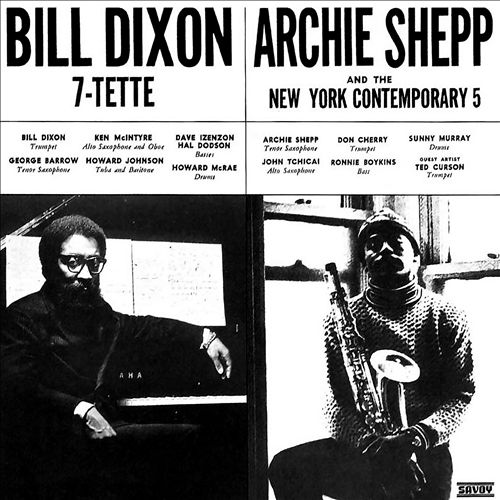 Bill Dixon/Archie Shepp