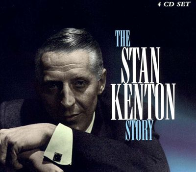 The Stan Kenton Story [Box Set]