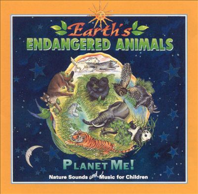 Earth's Endangered Animals: Planet Me!