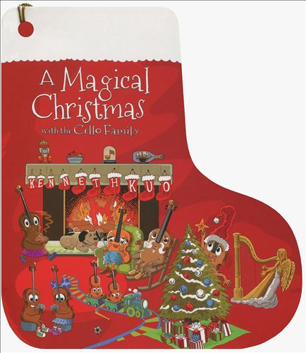 A Magical Christmas with the Cello Family