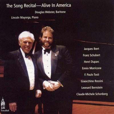 Song Recital: Alive in America
