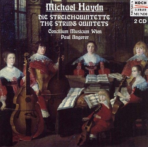 Michael Haydn: The String Quintets