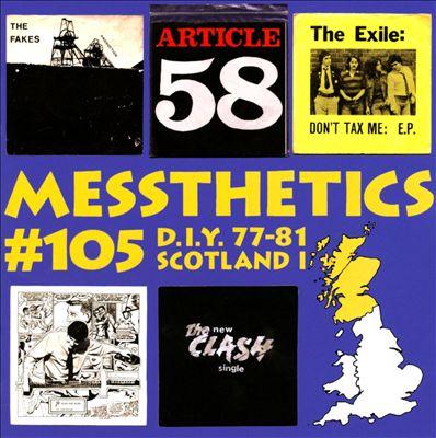 Messthetics No. 105: Scotland 77-81