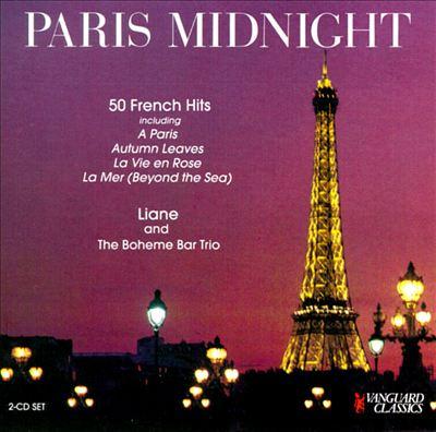 Paris Midnight: 50 French Hits