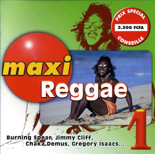 Maxi Reggae, Vol. 1