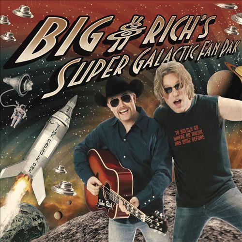 Big & Rich's Super Galactic Fan Pak