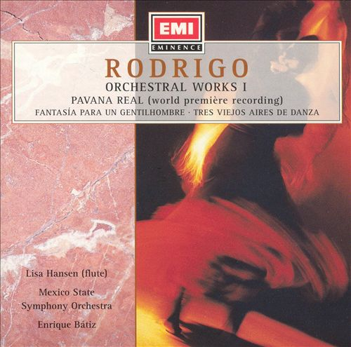 Rodrigo: Orchestral Works, Vol. 1