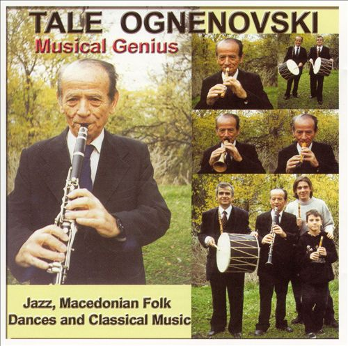 Jazz, Macedonian Folk Dances and Classical Music