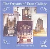 The Organs of Eton College