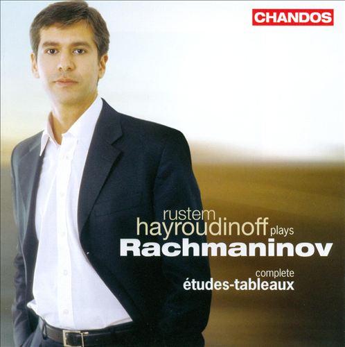 Rachmaninov: Complete Études-Tableaux