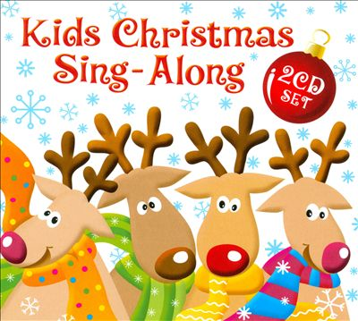 Kids Christmas Sing-Along [2CD]