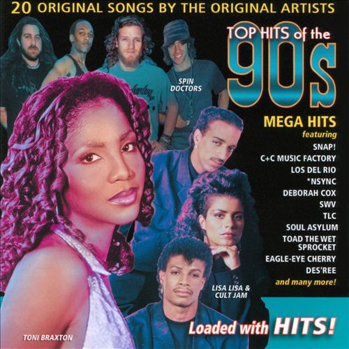 Top Hits of the 90s: Mega Hits