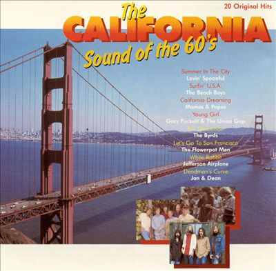 The California Sound of the 60's