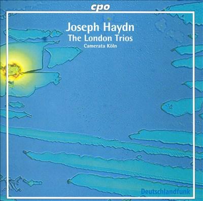 Haydn: The London Trios