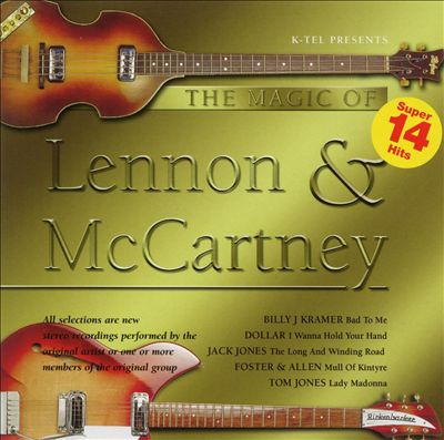 The Magic of Lennon and McCartney: An All Star Collection of Timeless Classics