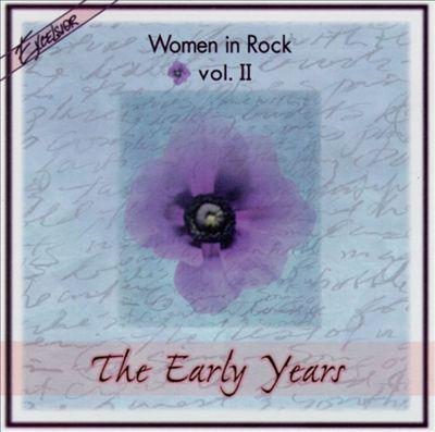 Women in Rock, Vol. 2: The Early Years