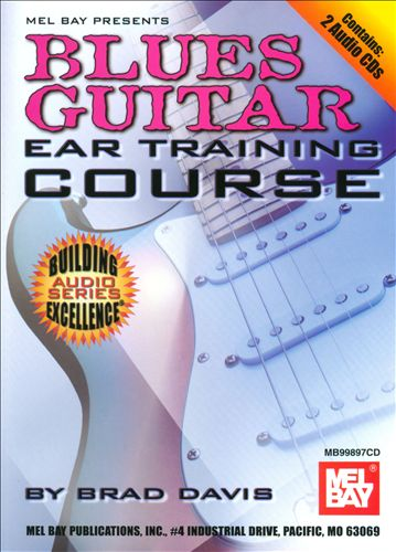 Blues Guitar Ear Training Course