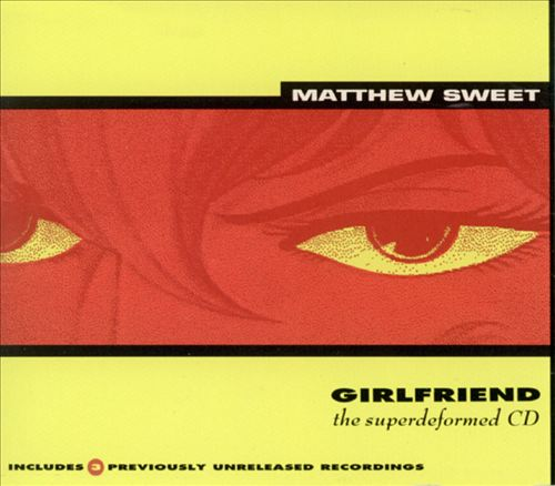 Girlfriend: The Superdeformed CD