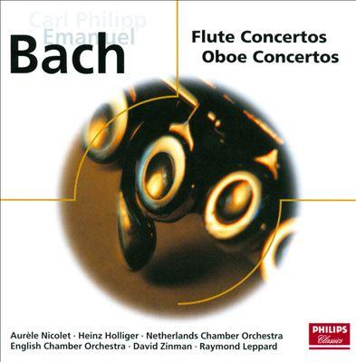 C.P.E. Bach: Flute Concertos; Oboe Concertos