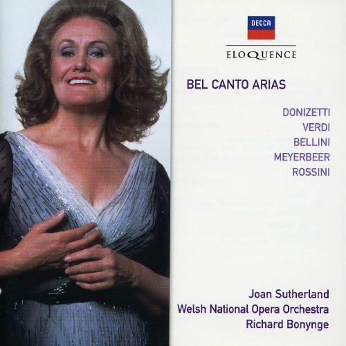 Bel Canto Arias [Australia]