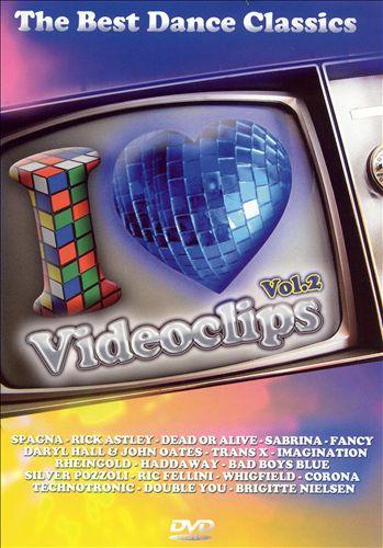 I Love Videoclips Vol. 2: The Best Dance Classics [DVD]