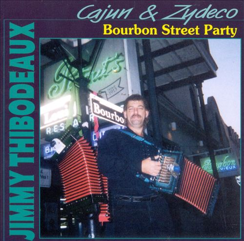 Cajun & Zydeco Bourbon Street Party
