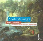 Haydn, Geminiani: Scottish Songs