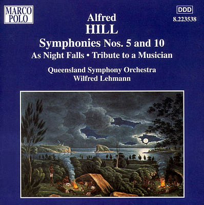 Hill: Orchestral Works