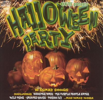 Halloween Party [K-Tel UK]