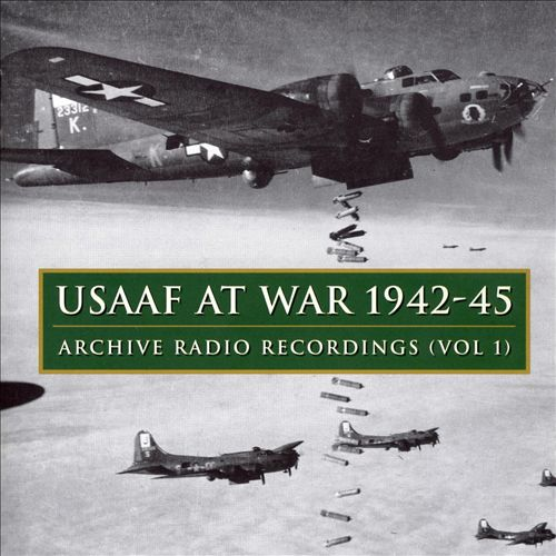Usaaf at War 1942-45, Vol. 1