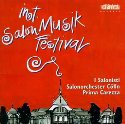Internationales Salonmusik Festival Interlaken, 1994
