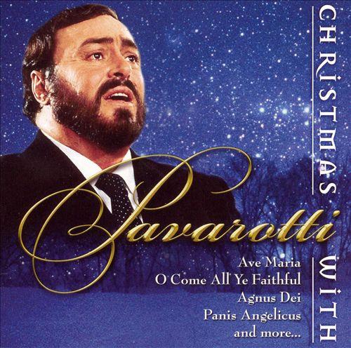 Christmas with Pavarotti [Laserlight]