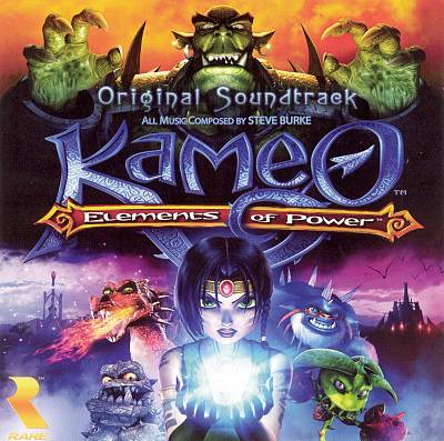 Kameo: Elements of Power [Original Soundtrack]