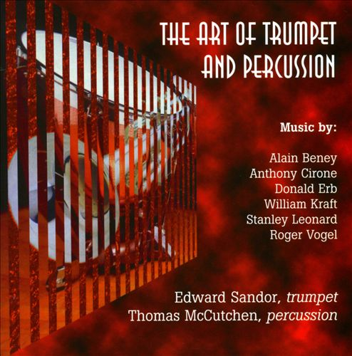 The Art of Trumpet and Percussion
