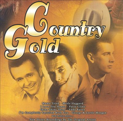 Country Gold [Direct Source 2003 Single Disc]